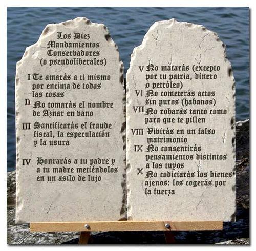 10 mandamiento evangelico: