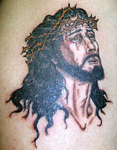 religious tattoo designs on Religious Tattoos and Christian Bible Principles